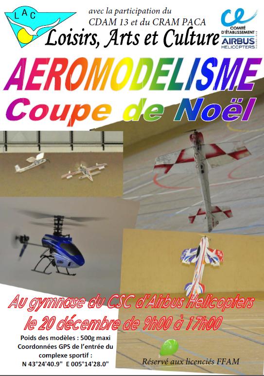 Aéromodélisme (indoor) Coupe de Noël  Coupe_Noel